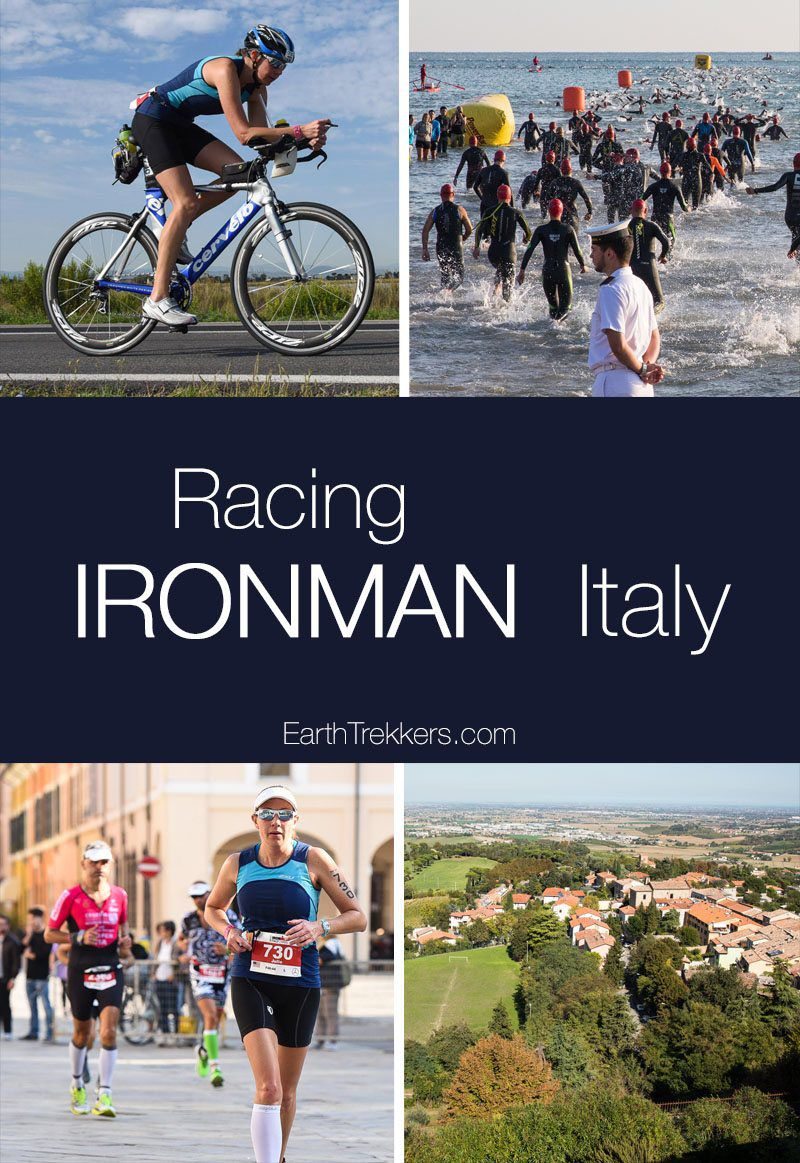 Ironman Italy Triathlon