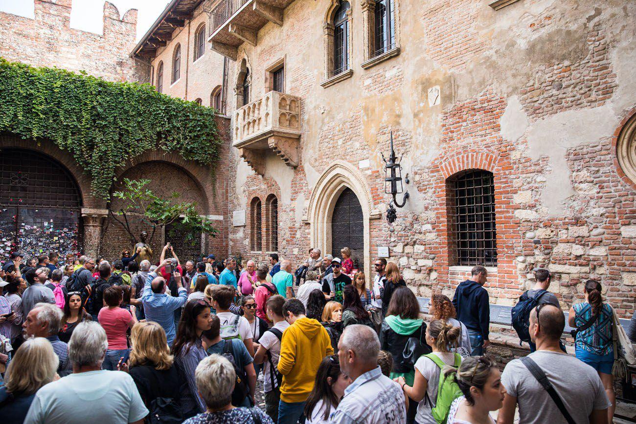 Juliette's House Verona