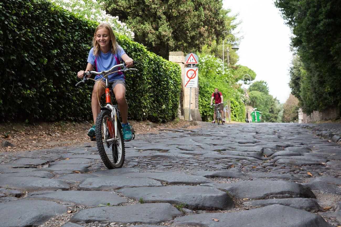 Kara Appian Way