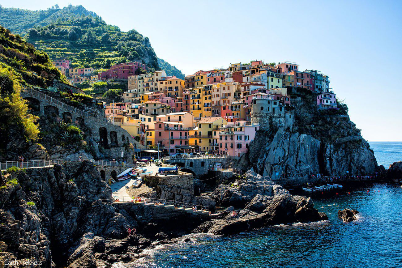 Manarola 10 days in Italy