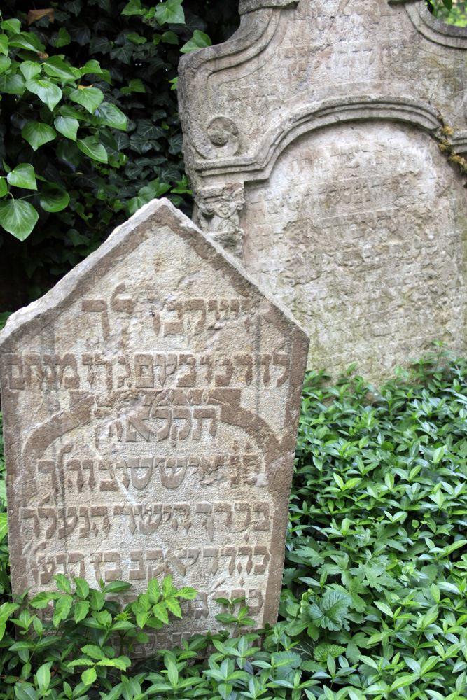Prague Jewish Cemetery