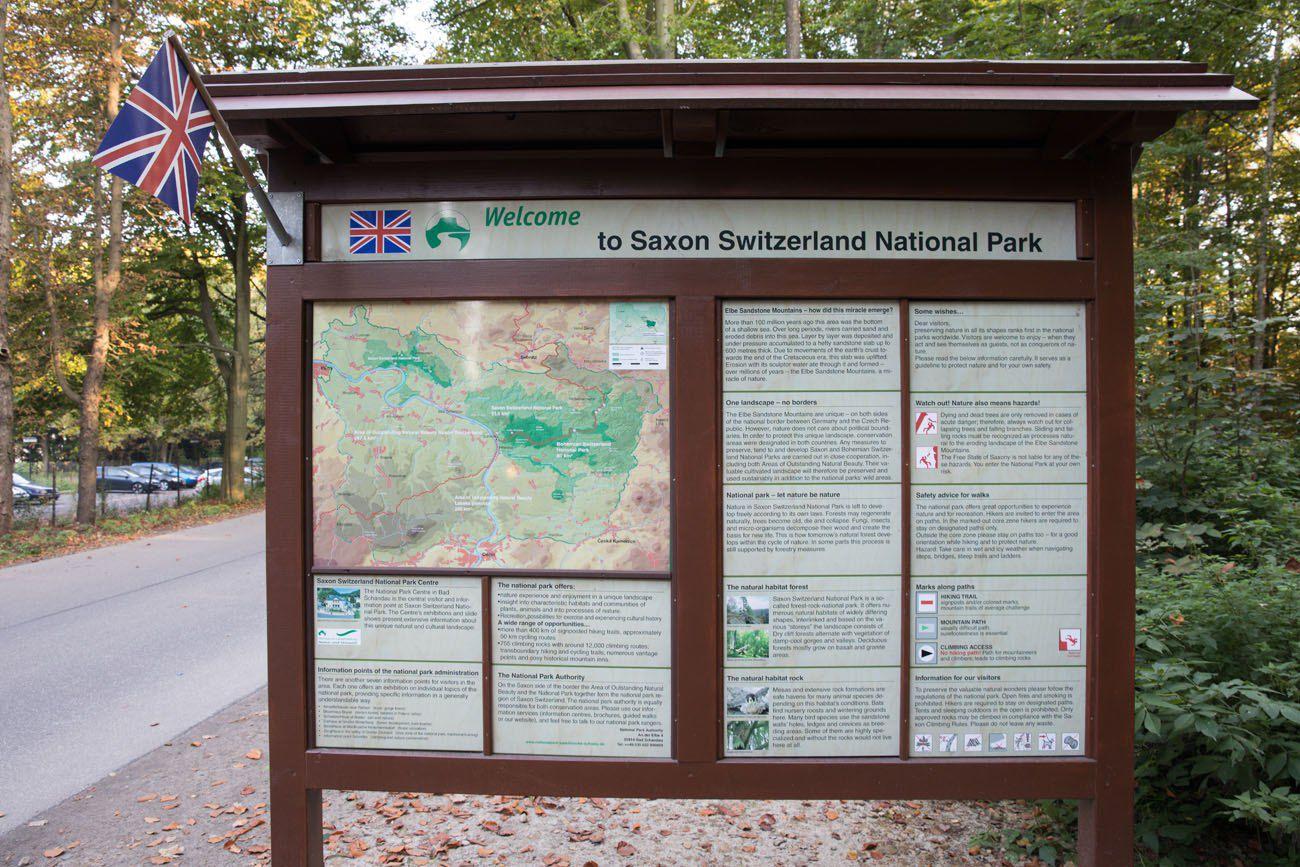 Saxon Switzerland Park