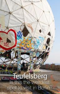 Teufelsberg Berlin Travel