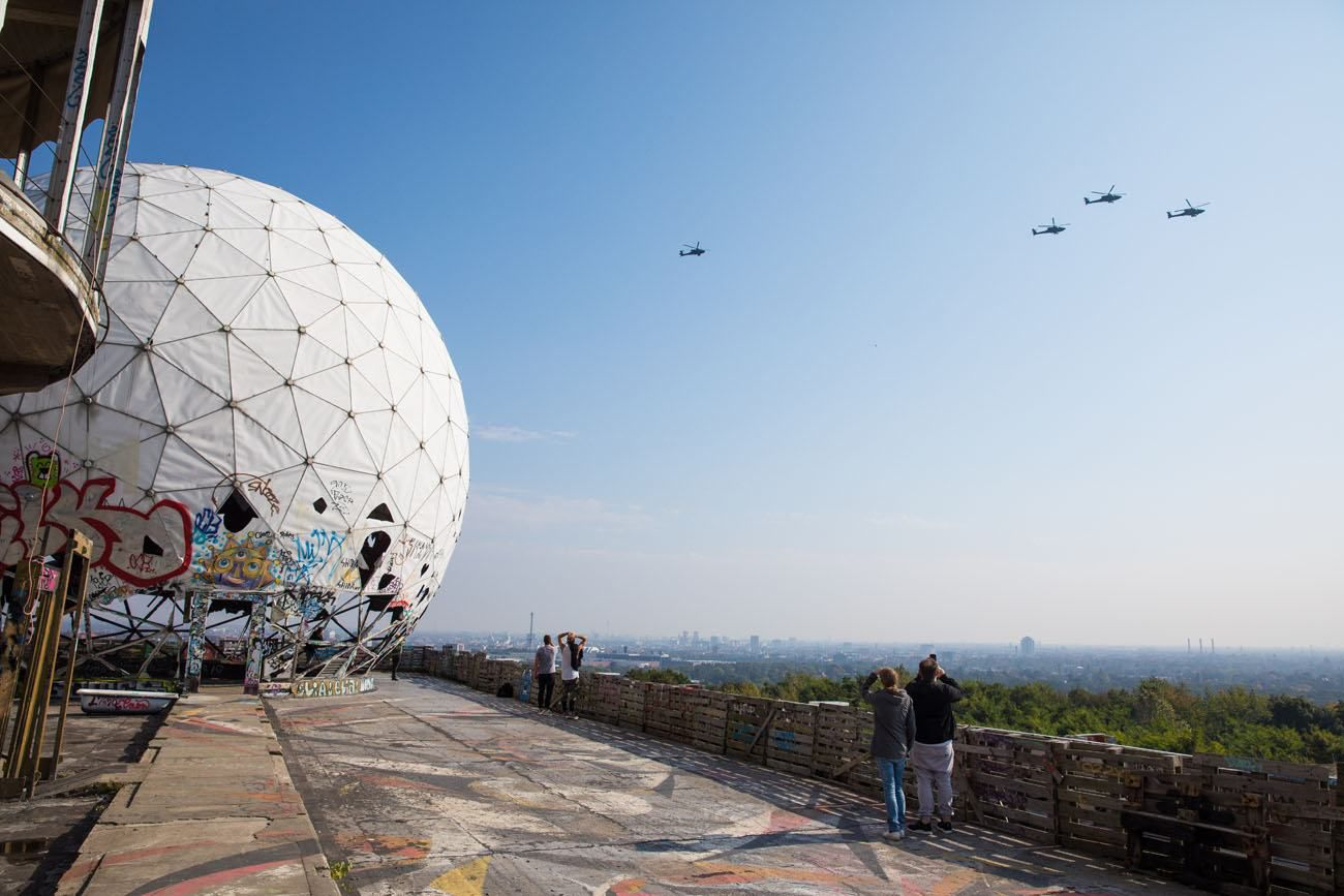 Teufelsberg Helicopters