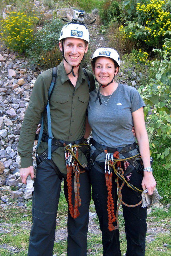 Tim and Julie Peru