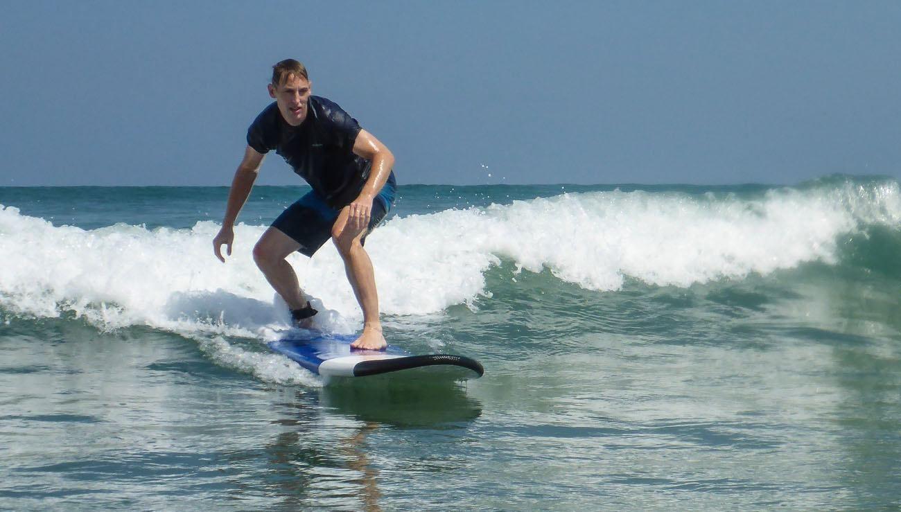 Tim in Bali