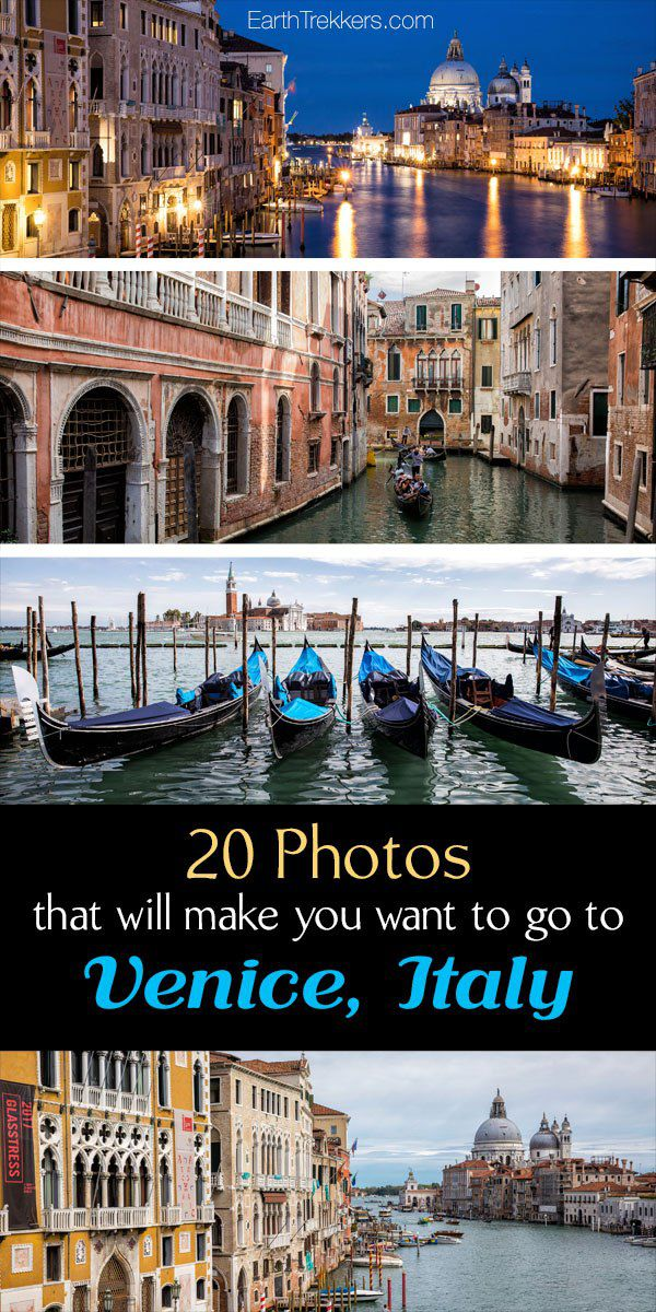 20 photos that will make you pack your bags and fly to Venice. This city is a photographer's paradise! #venice #italy #travelphotography #bucketlist