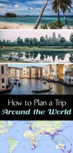 Around the World Travel