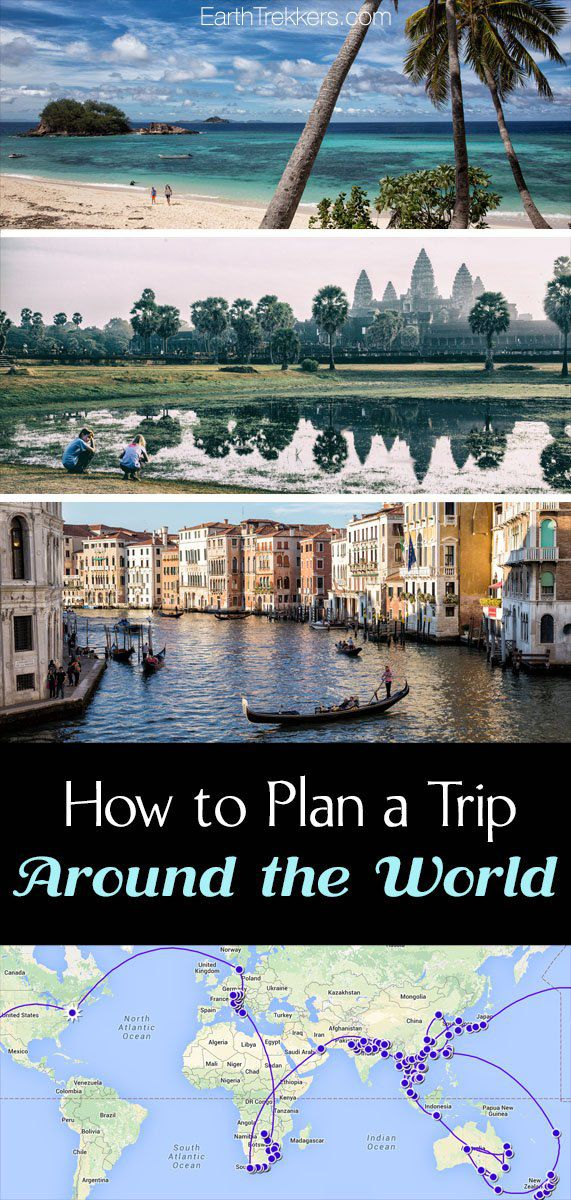 How to plan a trip around the world, from the planning phase, to what it is like to be on the road, and what it is like to come home. Travel costs, plane flights, and travel gear explained.