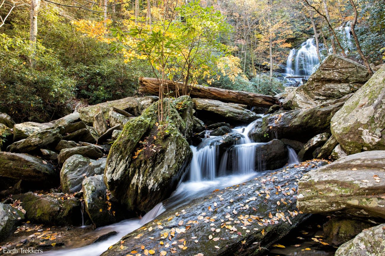 Catawba Falls in November