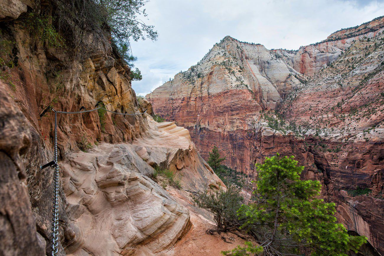 Hiking Zion American Southwest