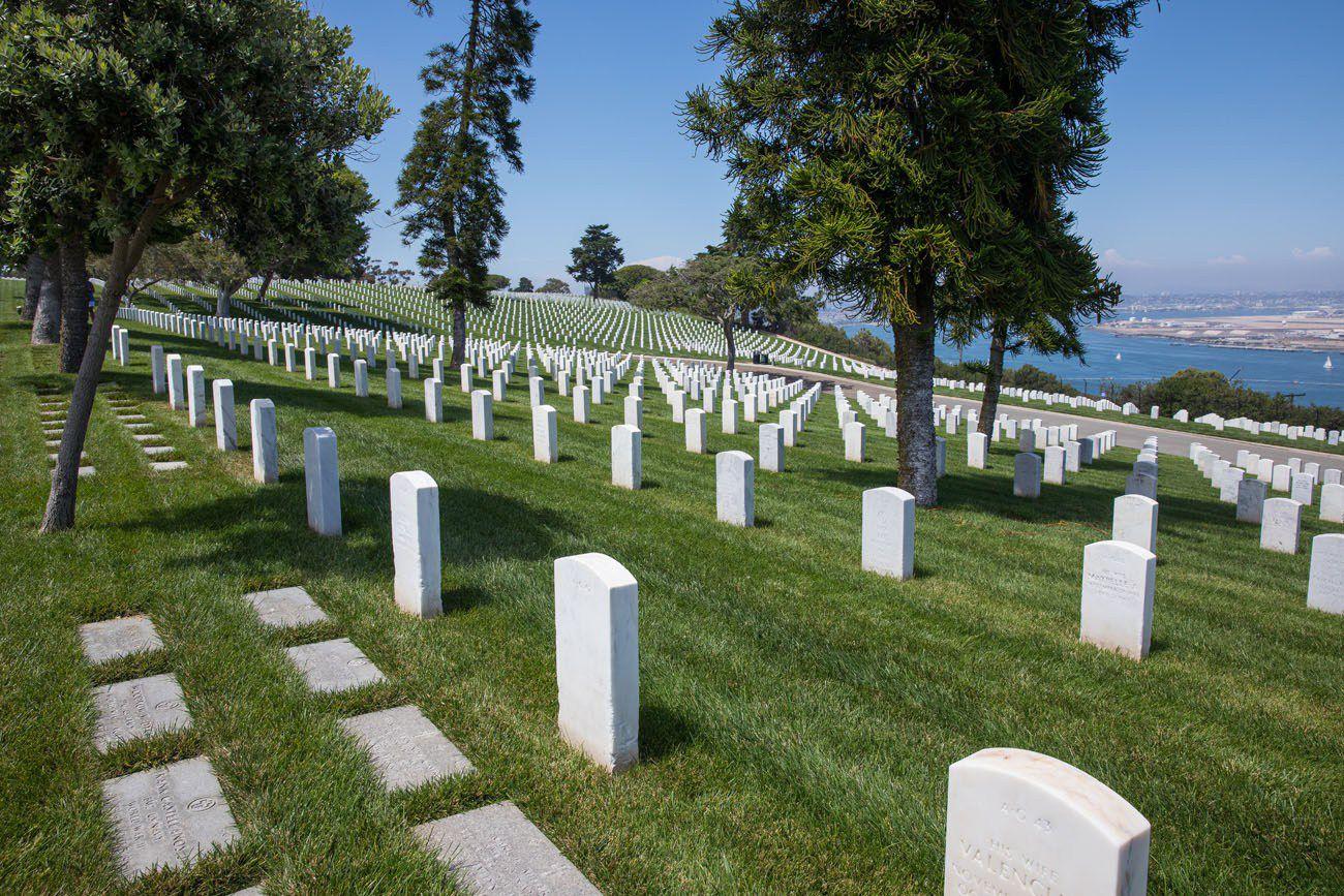 Rosecrans Cemetery