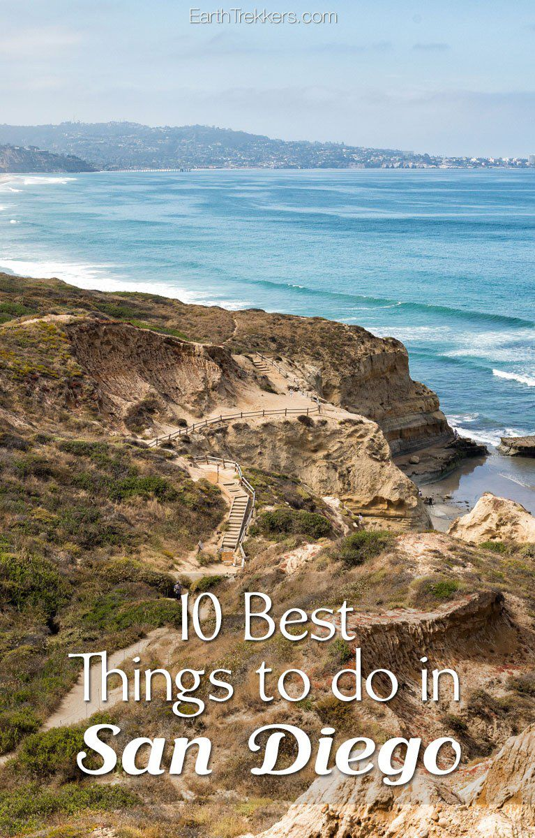 10 Best Things to do in San Diego, California | Earth Trekkers