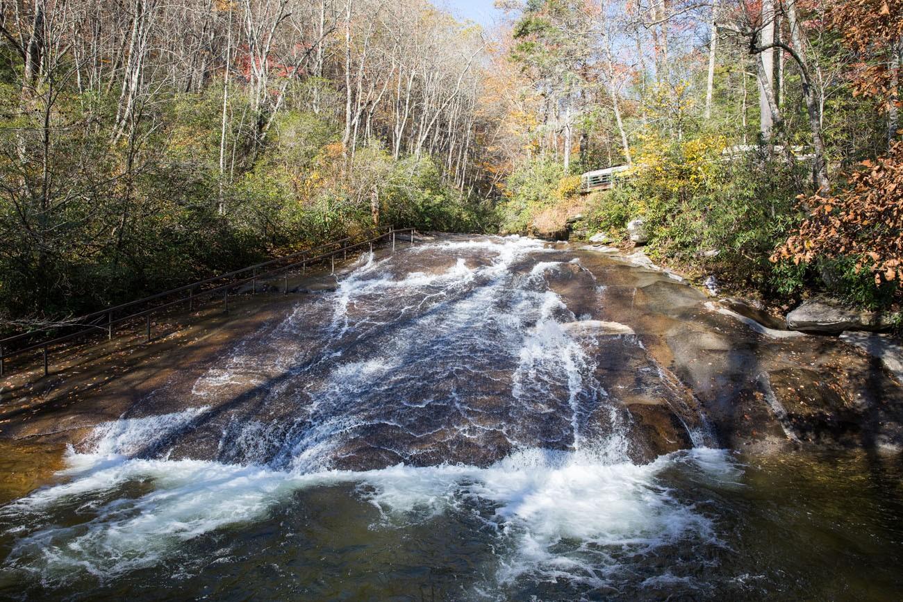 Sliding Rock Falls