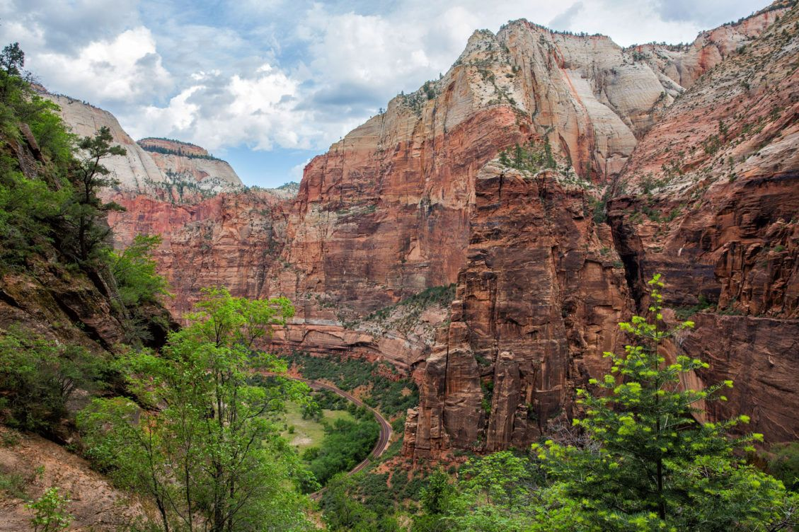 10 great hikes in zion national park: which one will be your