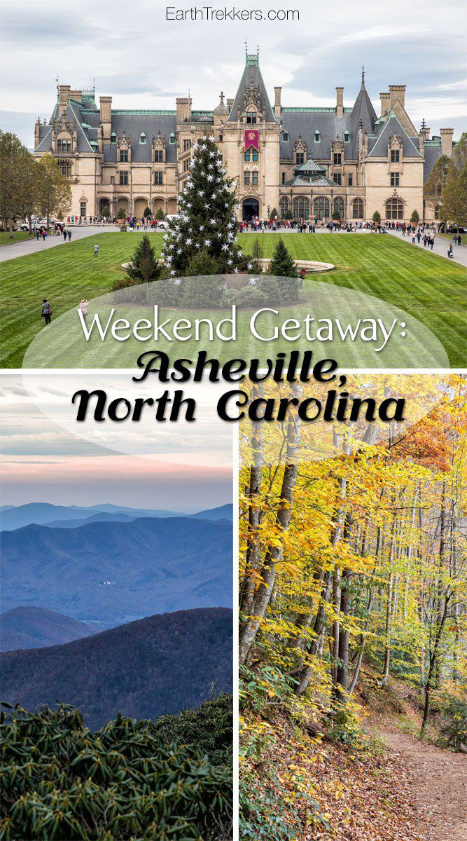 Asheville North Carolina Weekend Travel