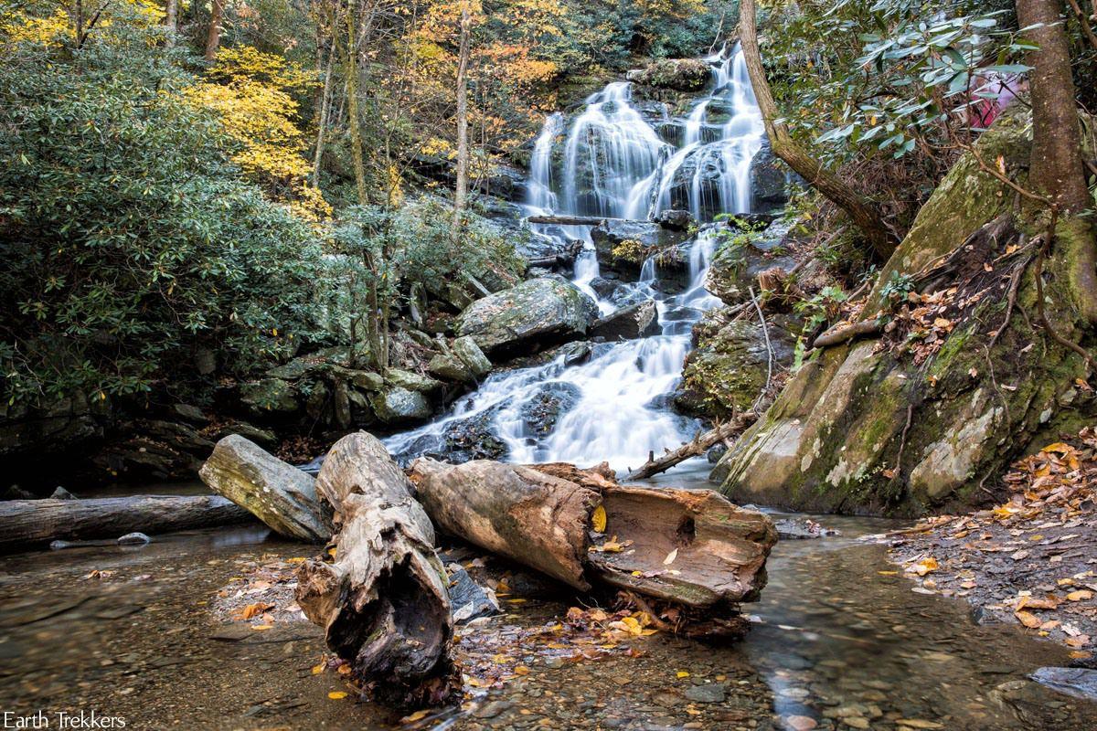 Catawba Falls Asheville
