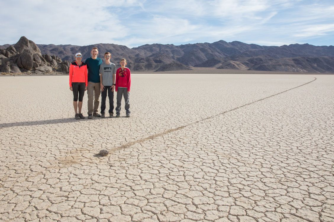 Earth Trekkers Death Valley