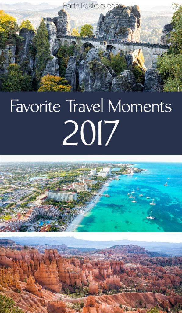 Favorite Travel Moments of 2017