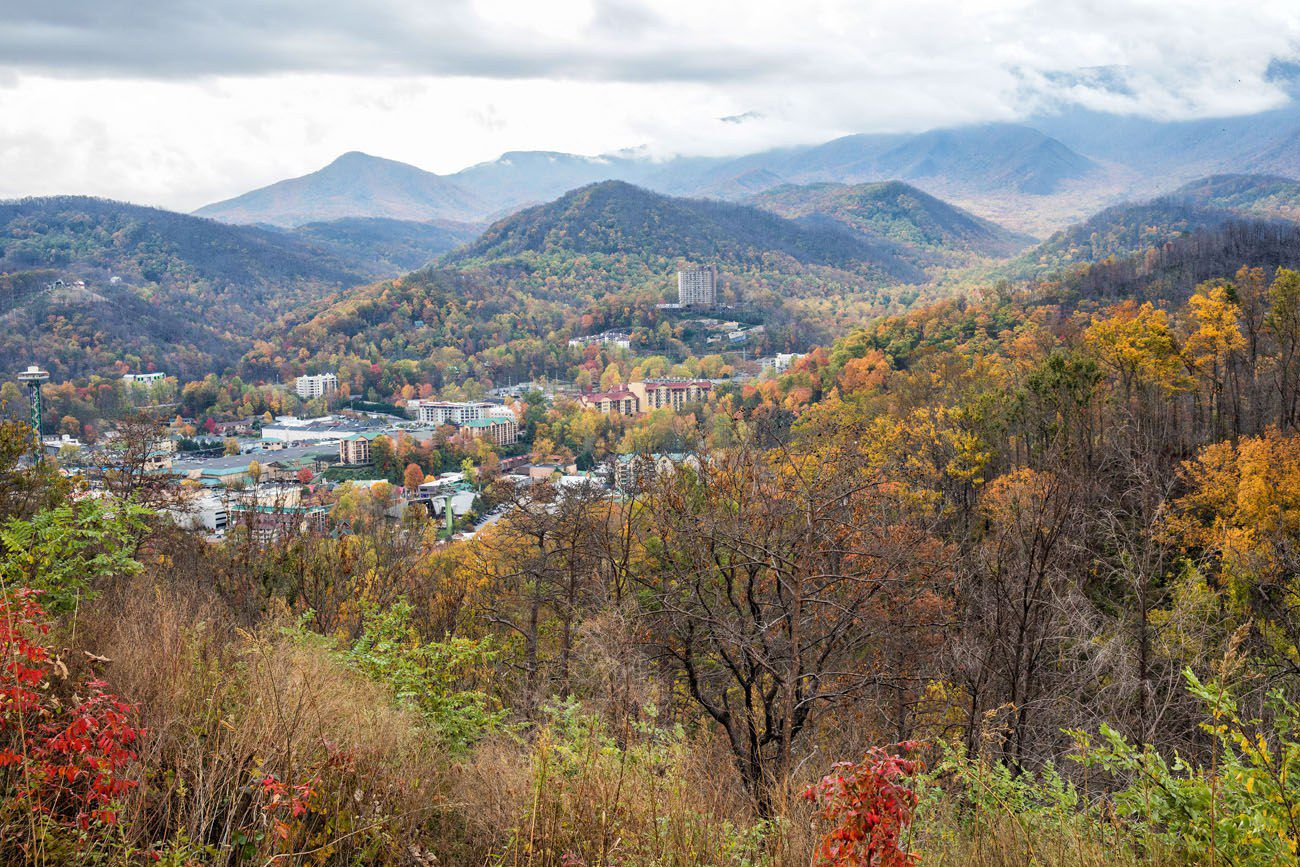 Gatlinburg November