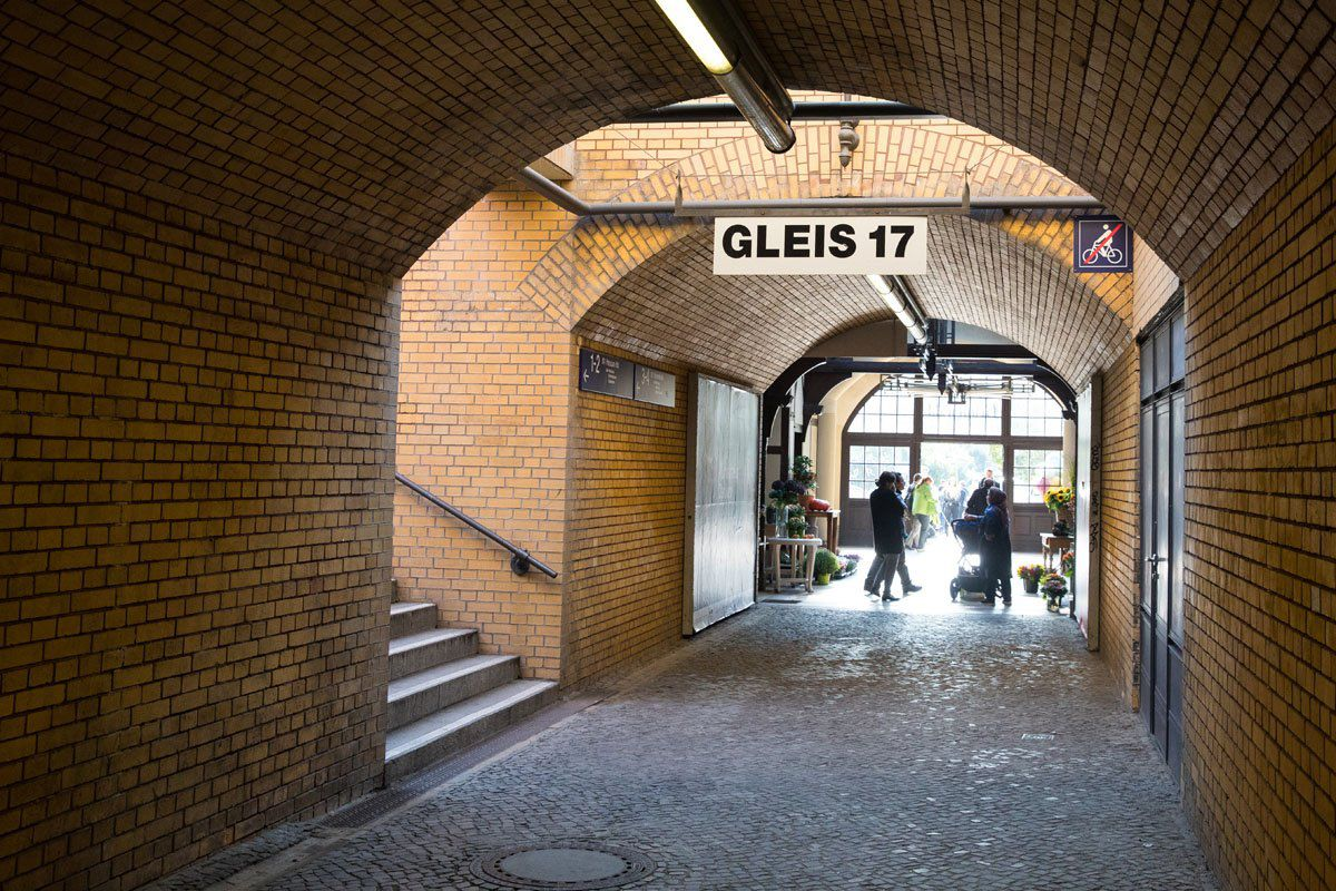 Getting to Gleis 17