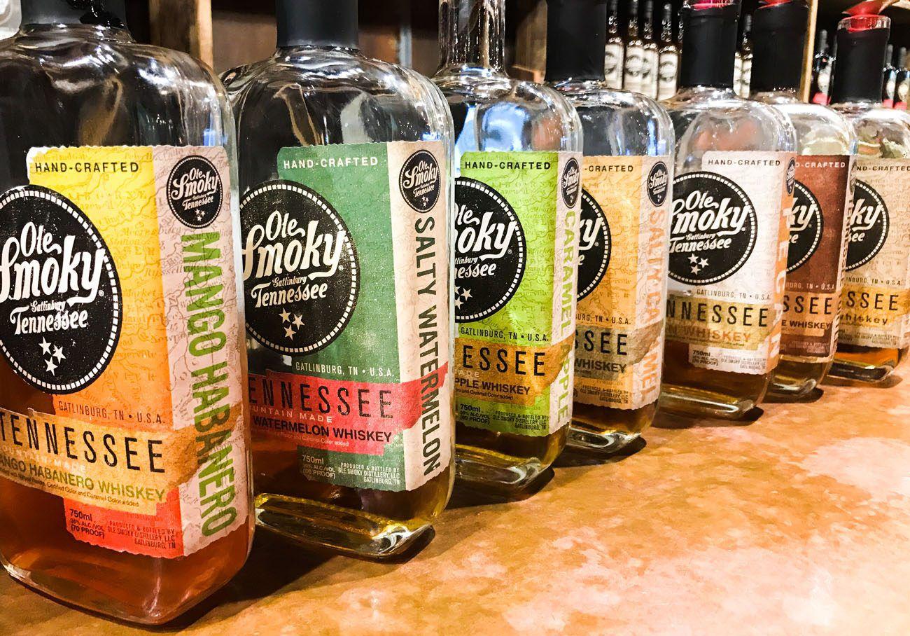 Ole Smoky Whiskey