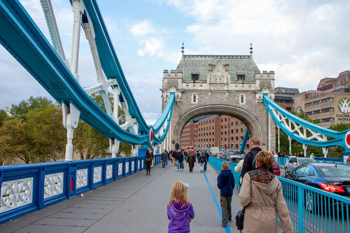Tower Bridge Walk