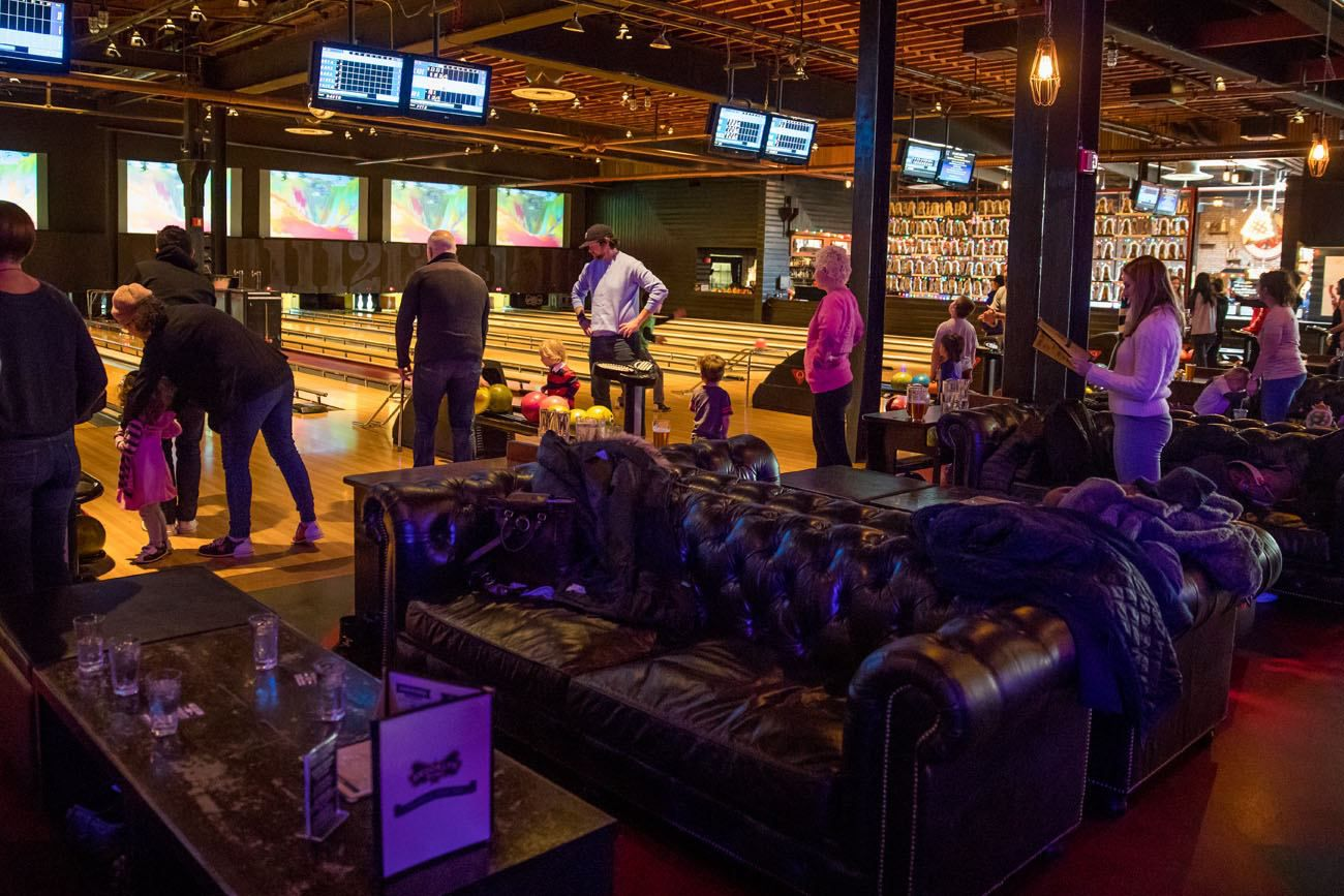 Brooklyn Bowl Brooklyn