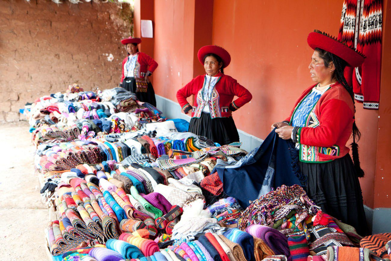 Chinchero Market