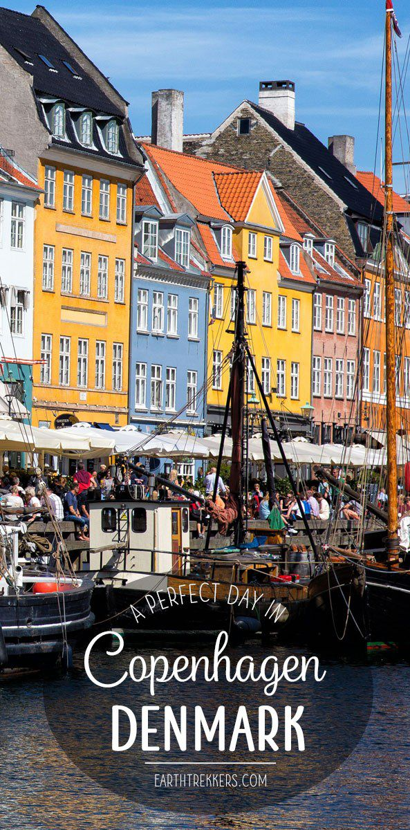 Copenhagen Denmark Travel One Perfect Day