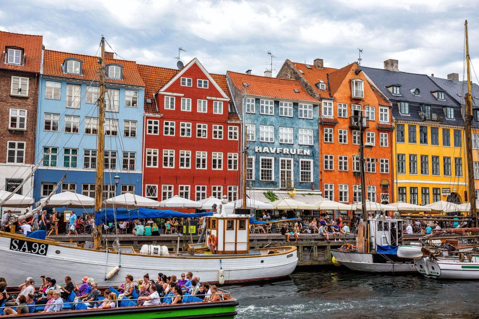 Copenhagen Layover