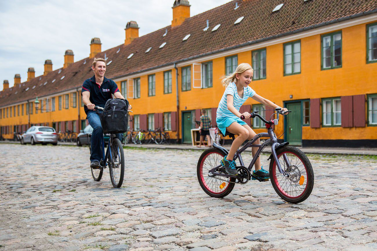 Copenhagen with Kids