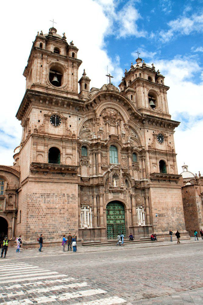 Cusco Iglesia