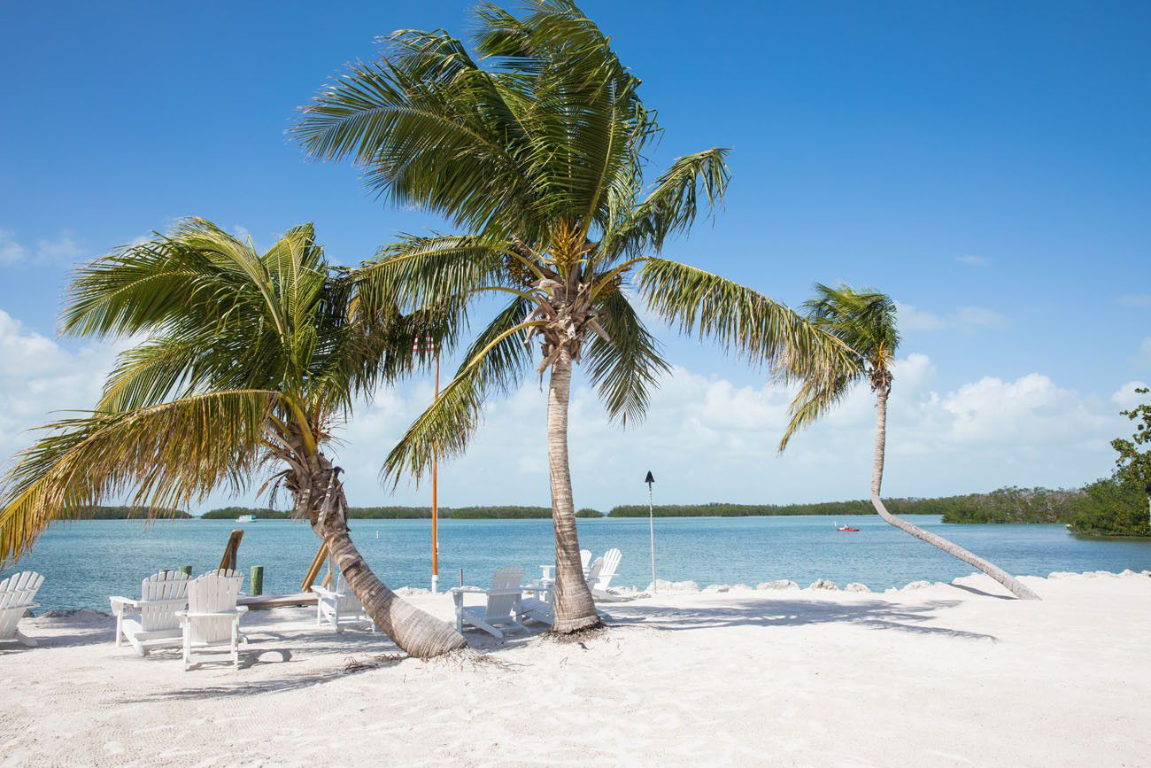 Islamorada Beach Florida Keys