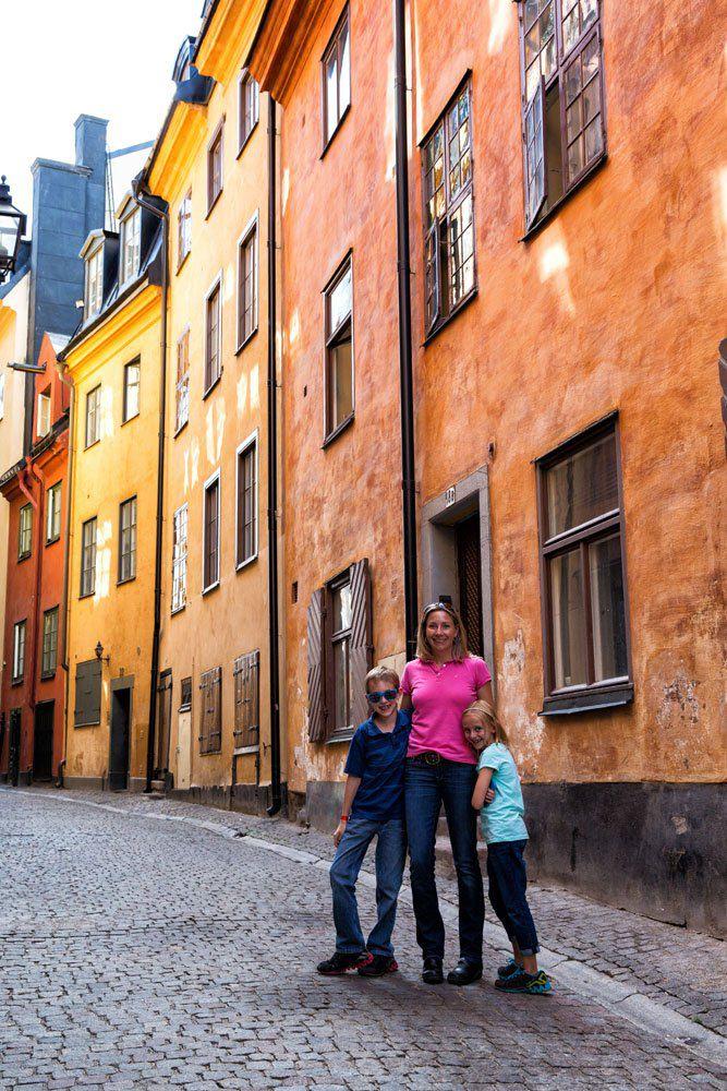 Julie Tyler Kara in Stockholm