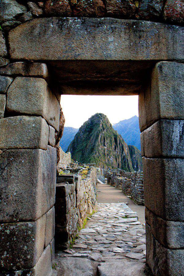 Machu Picchu Gate