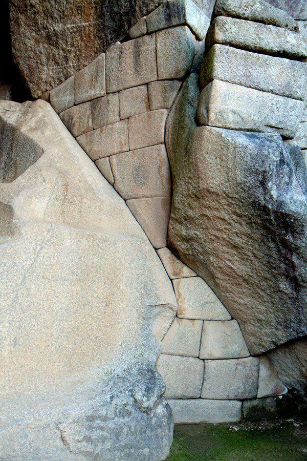 Machu Picchu Stones