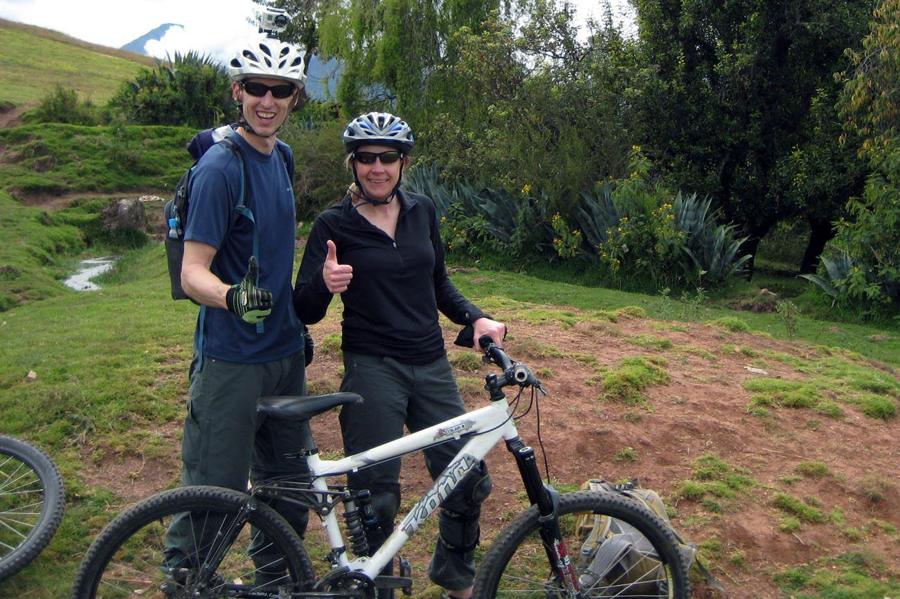 Mountain Bike Peru