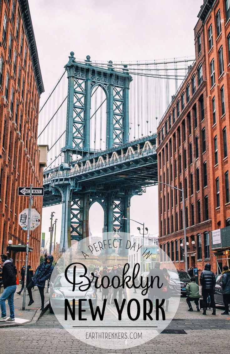 One Day Brooklyn New York Itinerary
