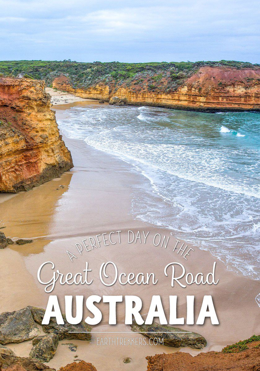 One Day Great Ocean Road Australia Travel