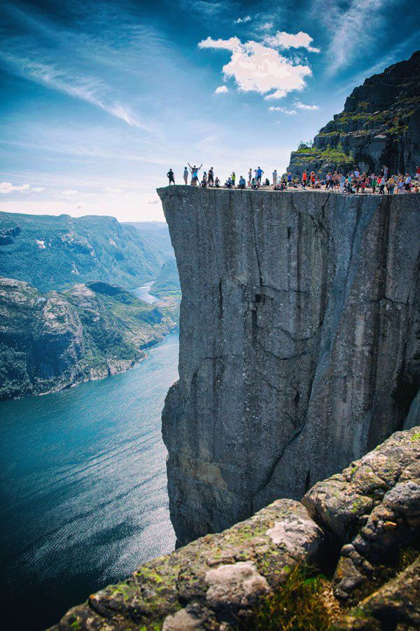 Pulpit Rock