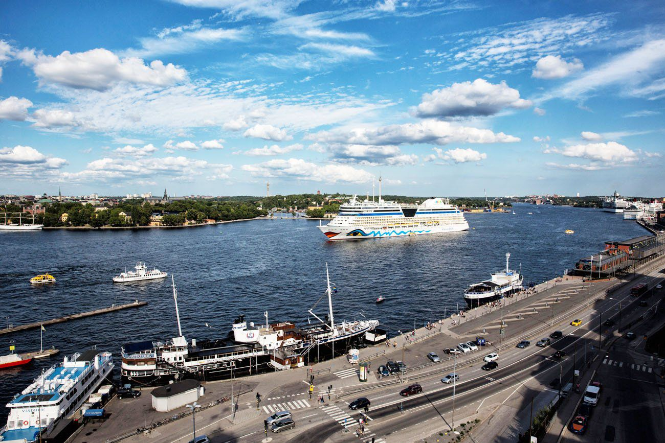 Stockholm Waterways
