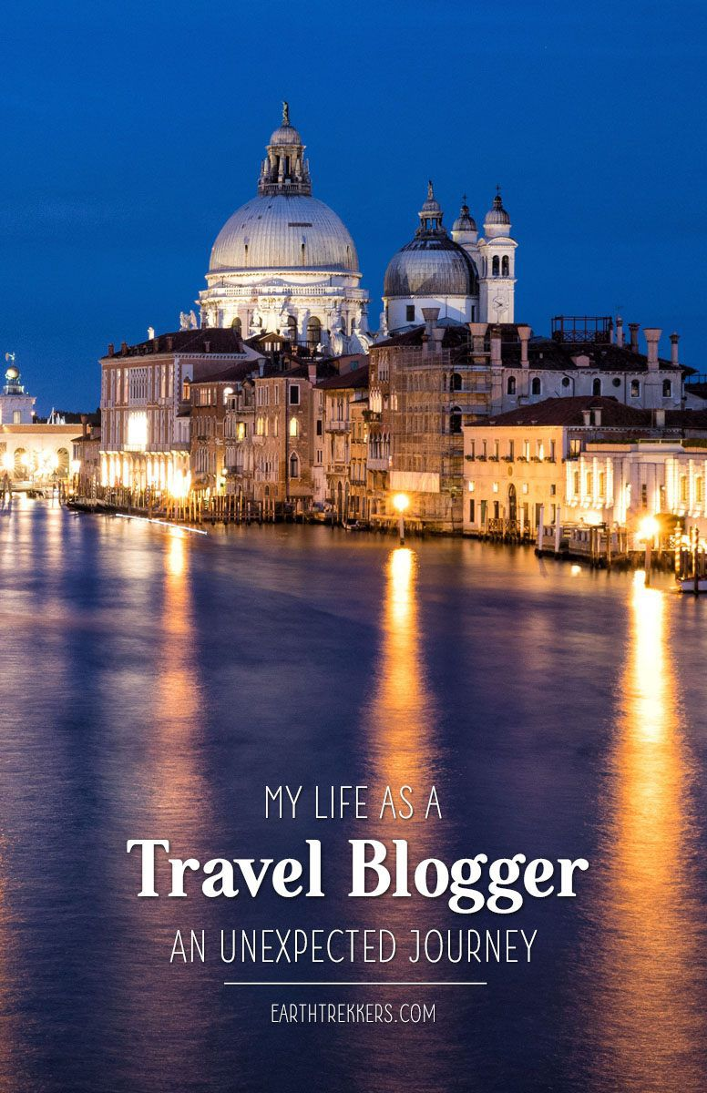Travel Blogger Life