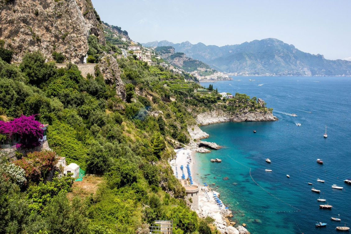 Amalfi Coast Travel