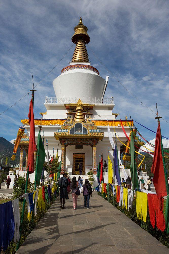 Bhutan Memorial Chorten