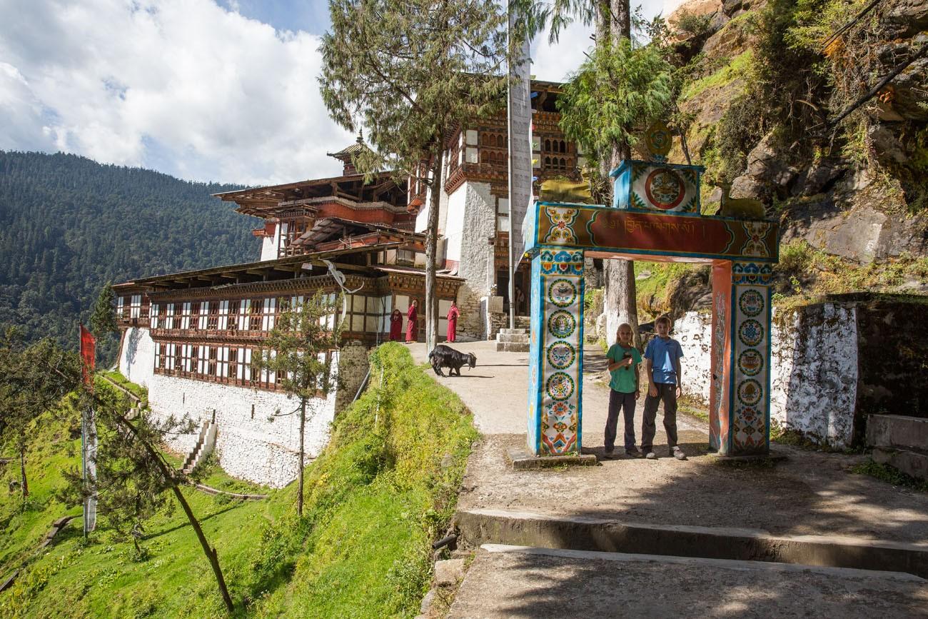 Cheri Monastery