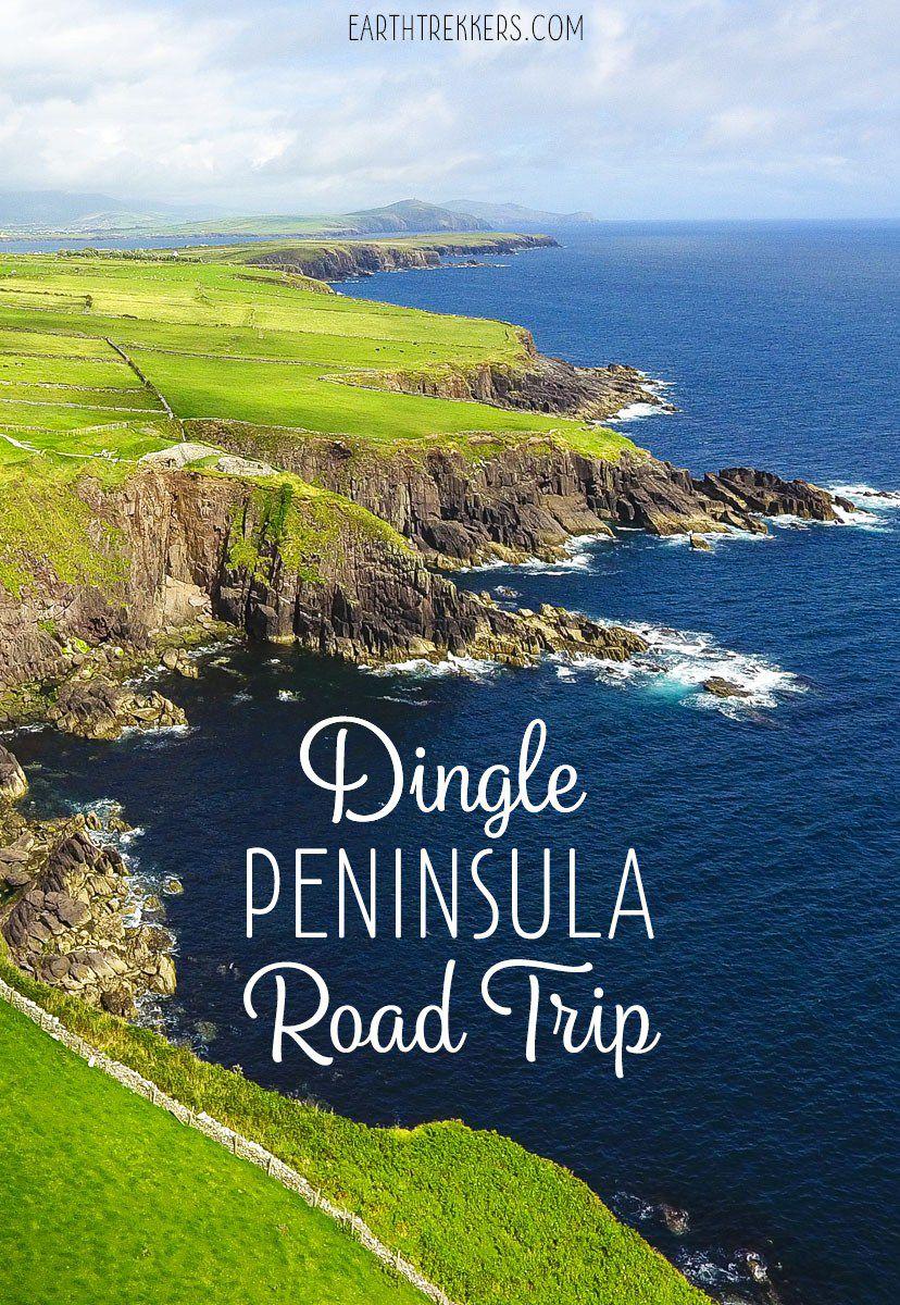 Driving the Dingle Peninsula, Ireland | Earth Trekkers on