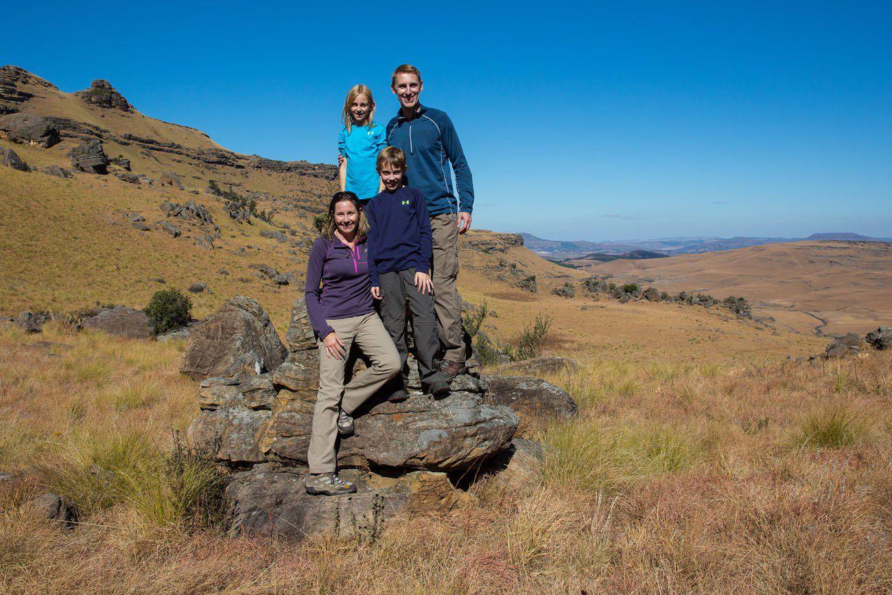 Earth Trekkers Drakensburg