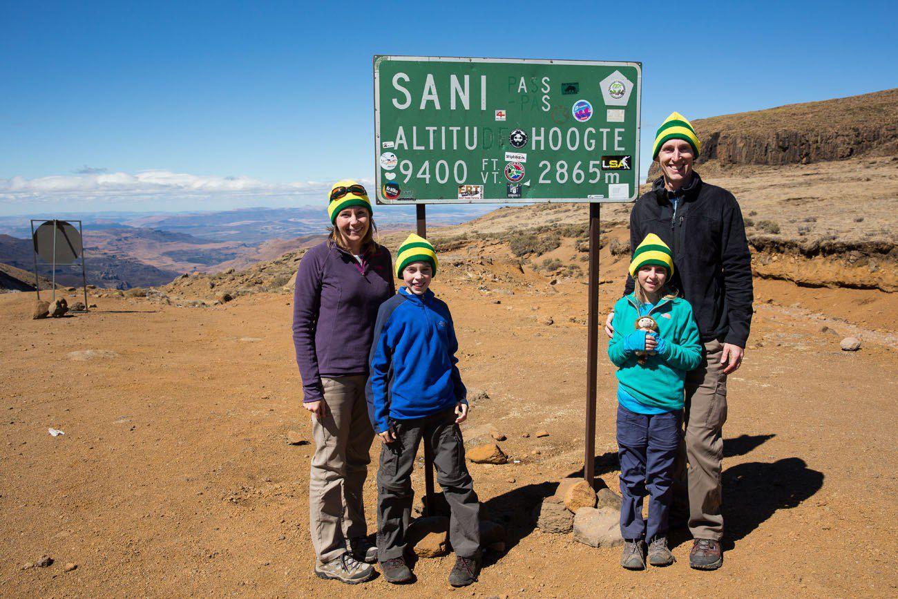Earth Trekkers Lesotho