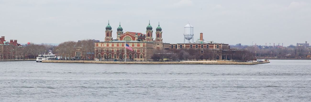 Ellis Island New York City itinerary